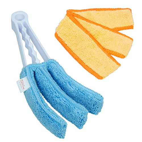 interthing-microfiber-wuzzy-venetian-blind-duster-shutters-cleaner-with-two-removable-sleeves
