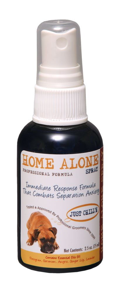Home Alone Spray 2.5 oz. good