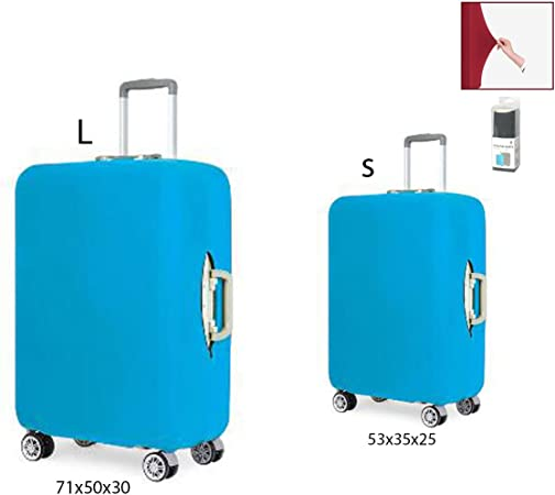 Dabuty Online, S.L. Pack Completo de Dos Fundas para Maletas ...
