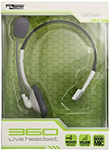 KMD Xbox 360 Live Gaming Headset with Mic