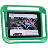 GRIPCASE FOR iPad 2nd, 3rd, & 4th Gen - GREEN
