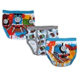 Thomas the Train Boys 3 Pack Underwear - Toddler 5T