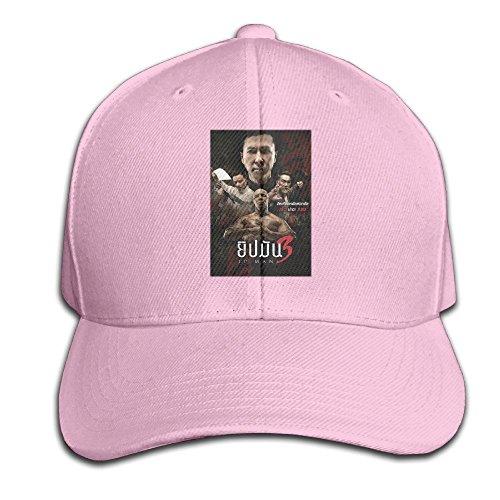 Action Movie Ip Man 3 Poster Men Cool Baseball Hat