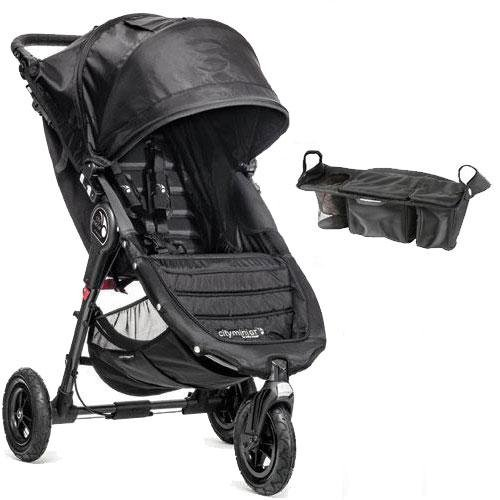 Baby Jogger City Mini Gt Single Stroller With Parent