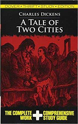 A Tale of Two Cities (Dover Thrift Study Edition)