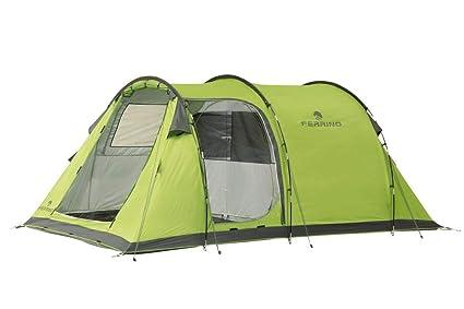 Ferrino 92141 Tienda de campaña Acampada y Senderismo Unisex Adulto, Verde (Green),