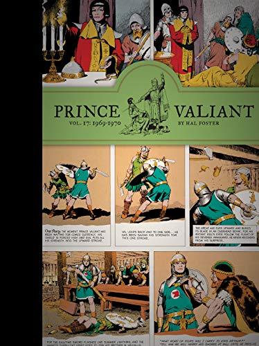 Prince Valiant Vol. 17: 1969-1970 (Vol. 17) (Prince Valiant)