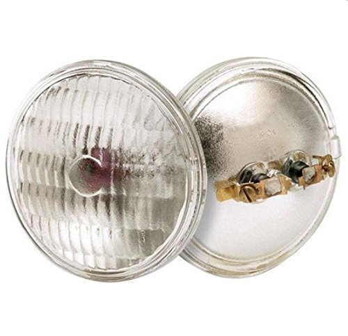 Satco S4305 35 Watt sealed beam PAR36, Screw Termnial base, 12.8 volts (Pack of 12) by Satco