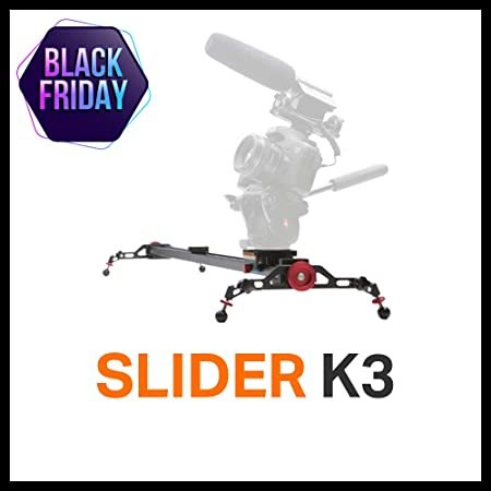 Konova Slider K3 100cm (39.4-Inch) Accessories at amazon