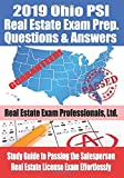 2019 Ohio PSI Real Estate Exam Prep Questions and Answers: Study Guide to
