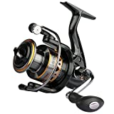 Spinning Fishing Reel 12+1BB Ultra Smooth Powerful Spinning Reel for Saltwater/Freshwater GA2000 - 7000 Series