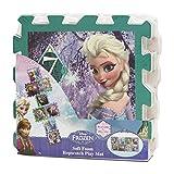 Frozen Foam Hopscotch Play Mat (8 Piece) by Frozen
