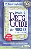 img - for By Judi Deglin - Davis's Drug Guide for Nurses, with CD-ROM (11th Edition) (5.12.2008) book / textbook / text book