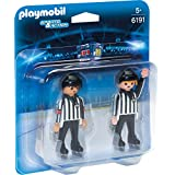 PLAYMOBIL® 6191 Ice Hockey Referees by PLAYMOBIL®