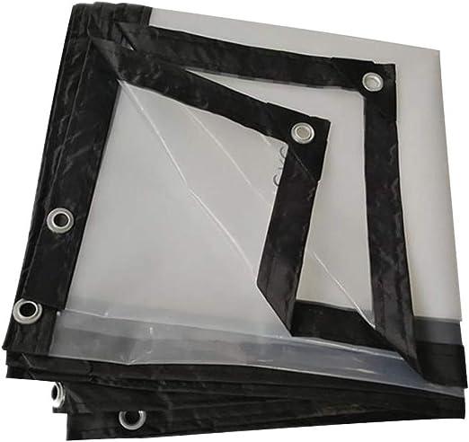 BH Lona Impermeable Heavy Duty Transparente Engrosamiento Pérgola ...