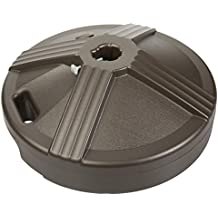 US Weight 50 Pound or Fillable Umbrella Base (More Colors Available)