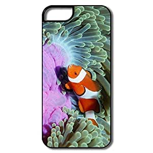 Funny Most Protective YY-ONE Clown Fish IPhone 5/5s Case For Team