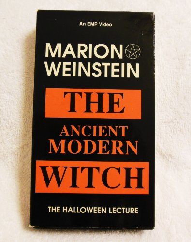The Ancient Modern Witch: The Halloween Lecture ()