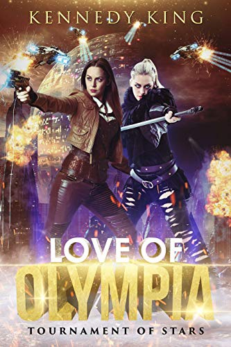Love of Olympia: Tournament of Stars (Olympia Gold Book 1)