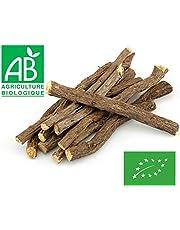 Bâtons de réglisse Bio 100g - 12 bâtons minimum
