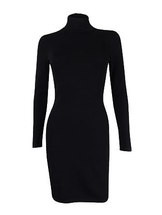 Lauren Ralph Lauren Women's Mock-Neck Dress at Amazon Women's Clothing  store: