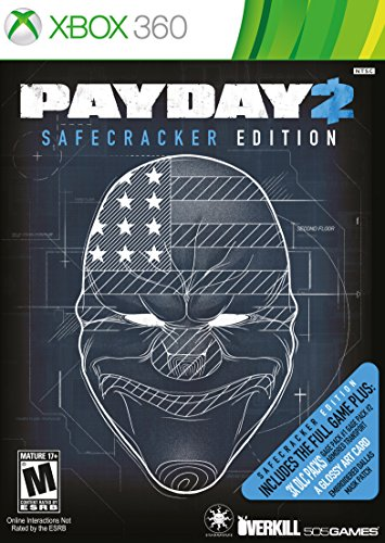 Payday 2: Safecracker - Xbox 360