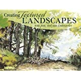 Creating Textured Landscapes with Pen, Ink and Watercolor