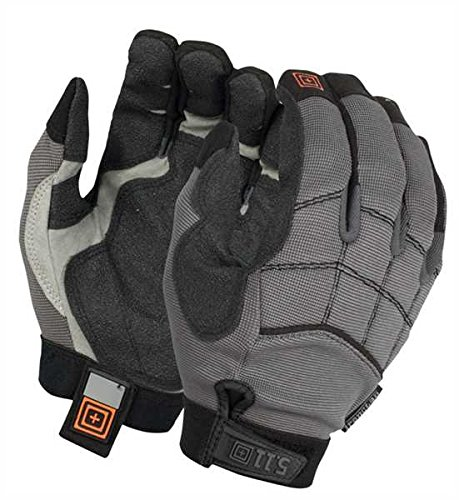 5.11 Tactical Station Grip Glove, Storm, (5.11 Tactical Station)