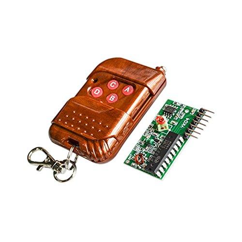 5set/lot IC 2262/2272 4 CH 315Mhz Key Wireless Remote Control Kits Receiver module For - Wireless 4 Ch Receiver Module