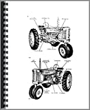 John Deere 50 Tractor Owner Operators Manual