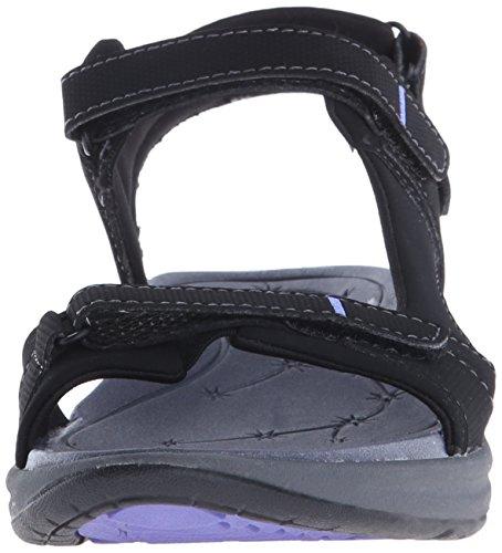 Esprit Facile Womens Egnita Sandale Noir