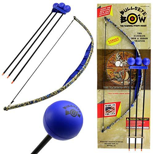 Bullseye Bow - Indoor/Outdoor Bow & Arrow Set - - Bow Bullseye