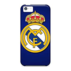 iphone 6plus 6p High-end mobile phone carrying cases pattern covers protection real madrid cf