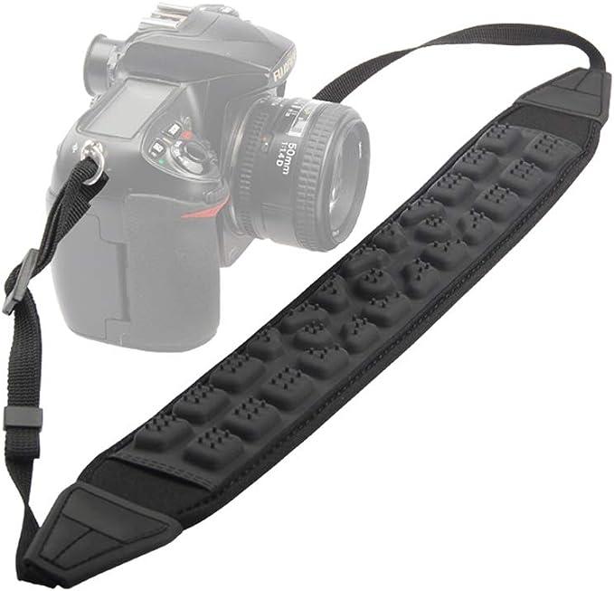 Rziioo Correa de Hombro para cámara con Amortiguador de Aire ...