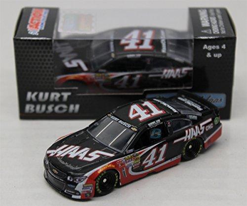 Kurt Busch # 41 HAAS Automation 2014 Chevrolet SS NASCAR Diecast Car, 1:64 Scale