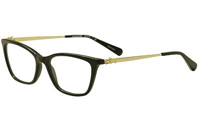 46ffafd2ba6c Coach HC6107 Eyeglasses 5486 Black 54-17-140  Amazon.co.uk  Shoes   Bags