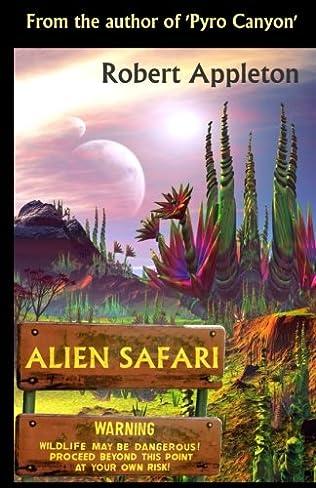 book cover of Alien Safari
