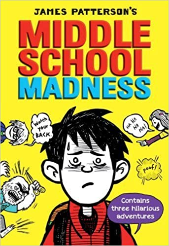 Book Middle School Madness Pack by James Patterson (2013-10-10)