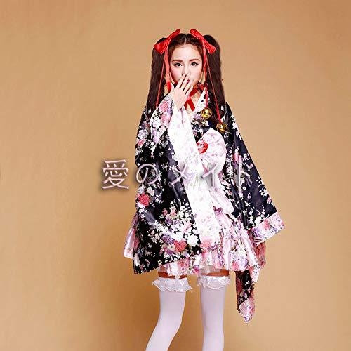 Einteiliges Show Pink Mädchen Dienstmädchen Halloween Damen Bekleidung Gotisch Maskerade Clothing Kleid Kostüm Damen GYH Kleider Karneval 08WvcZO8R