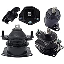 Engine Motor and Trans Mount Set of 5 for 2004-2006 Acura TL 3.2L Compatible with Auto Trans