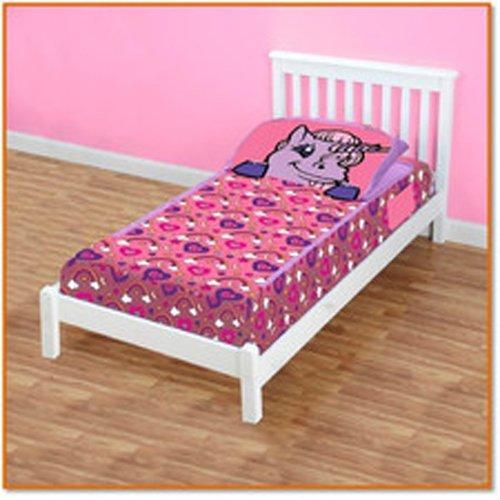 Zipit Friends Twin Bedding Set Pink Unicorn Perfect Zip It