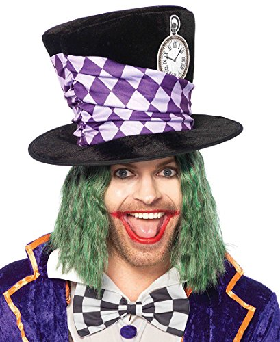 Mad Oversized Top Hat - Oversized Mad Hatter Top Hat Costume
