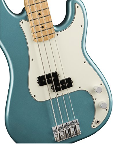 Fender Player Precision Electric Bass Guitar - Touche Maple - Tidepool