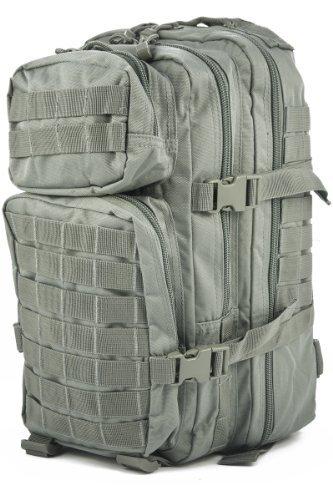Mil-Tec Military Army Patrol MOLLE Assault Pack Combat Rucksack Backpack Bag 20L