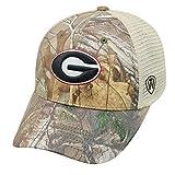 georgia bulldogs trucker hat - Georgia Bulldogs UGA Realtree Camouflage Mesh Trucker Hat