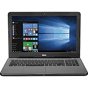 Dell Inspiron Business Flagship 15.6″ LED-Backlit Display Laptop PC Intel i7-7500U Processor DVD-RW Backlit-keyboard HDMI 802.11ac Webcam Bluetooth Windows 10-Gray