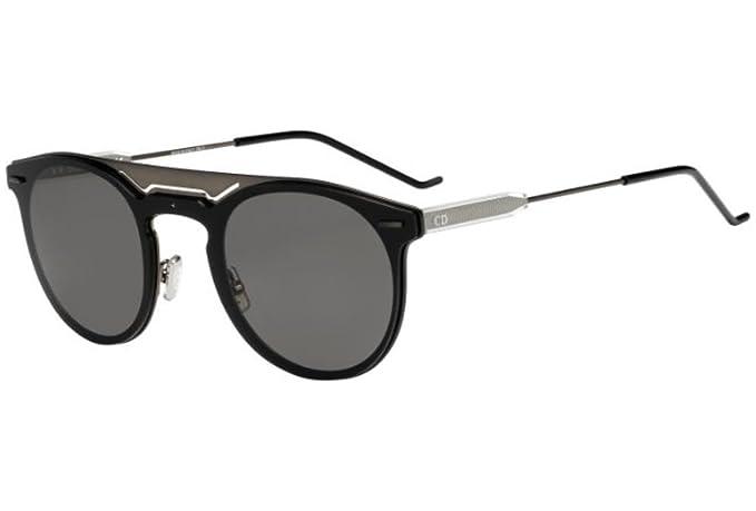Dior DIOR0211S 2K M2H Gafas de Sol, Negro (BK Metalliz/Grey ...
