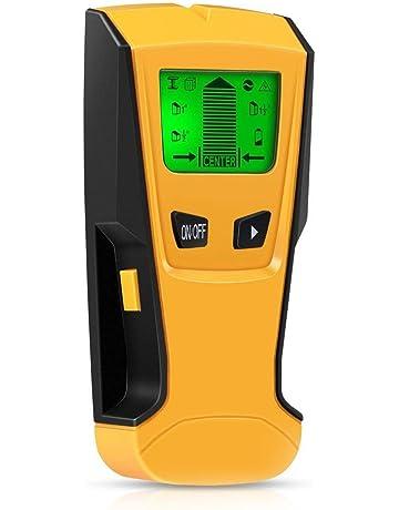 Detector de Pared,ZOTO 3 en 1 LCD Multifuncional Pared Detector de Metal Detección de