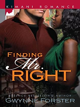 book cover of Finding Mr Right