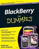 BlackBerry for Dummies, Robert Kao and Dante Sarigumba, 1118100352